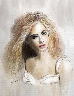 Beautiful Face Drawings