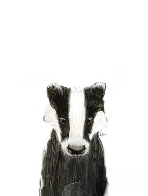 Designs Similar to Little Badger by Bri Buckley