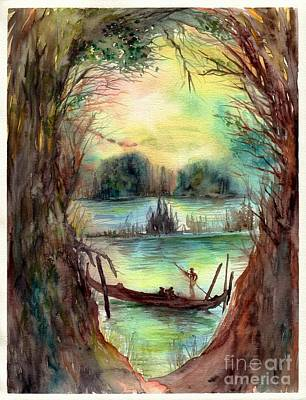 Paysage Paintings