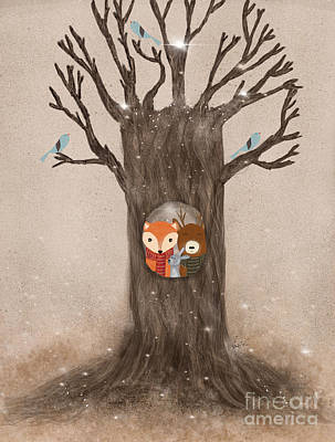 Designs Similar to The Old Oak Tree by Bri Buckley
