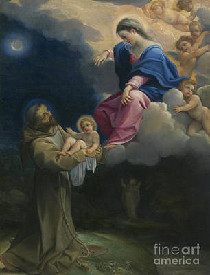 Designs Similar to The Vision Of Saint Francis