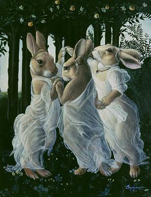 Botticelli Original Artwork