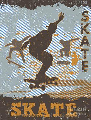 Skateboard Posters
