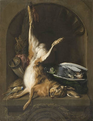 Designs Similar to Still Life With A Hare