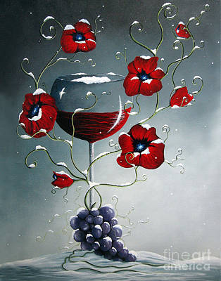 Ice Wine Paintings Prints