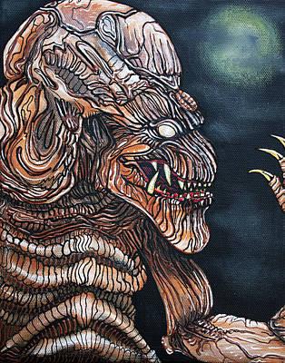 Pumpkinhead Art Prints