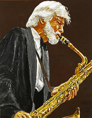 Designs Similar to Gerry Mulligan by Rudy Browne