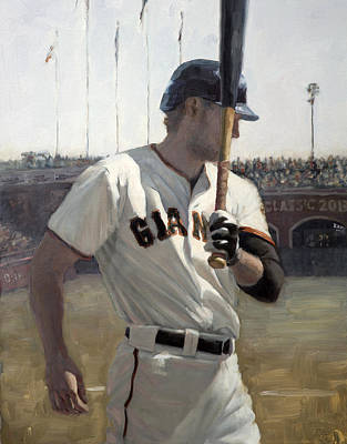 Hunter Pence Art