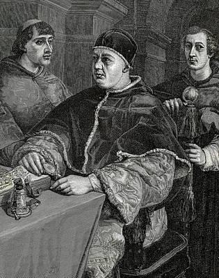 Designs Similar to Leo X (1475-1521