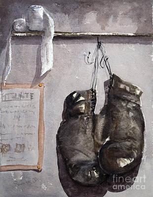 Gant De Box Paintings