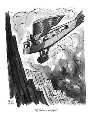 Passenger Plane Drawings