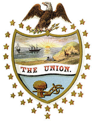 Designs Similar to Oregon Coat Of Arms by Granger