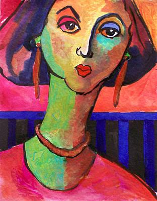 Mtnwoman Silver: Face Art