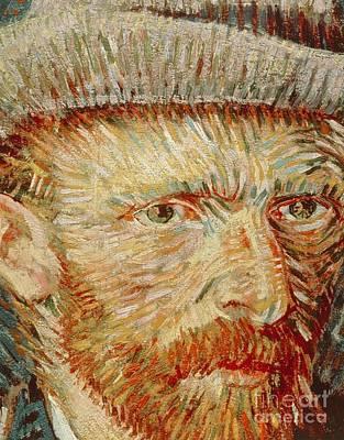 Van Goghs Ear Prints