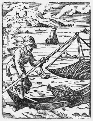 Fishing Industry Drawings