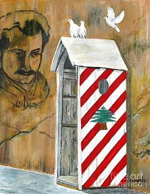 Khalil Gibran Paintings
