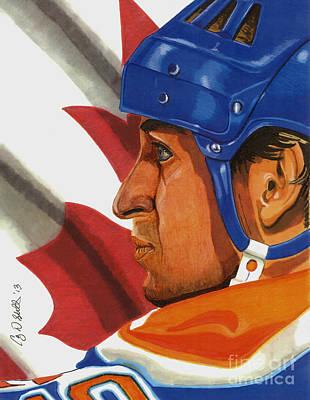 Edmonton Oilers Drawings