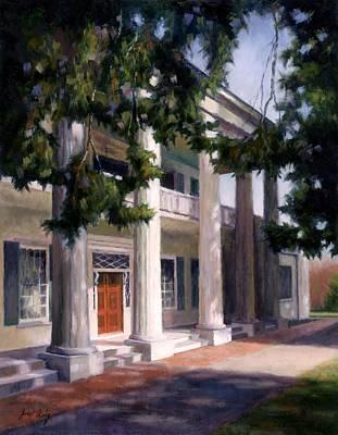 Home Of Andrew Jackson Art