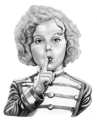 Shirley Temple Drawings