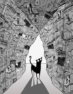Underneath Digital Art