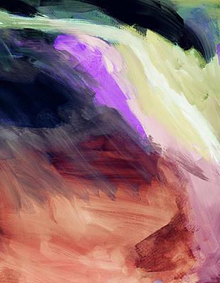 Desert Sunset Art Prints
