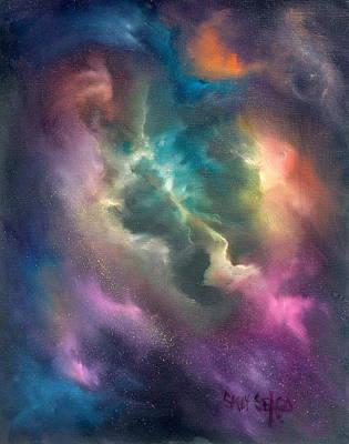 Hubble Original Artwork