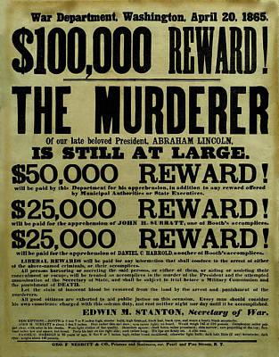 John Wilkes Booth Prints