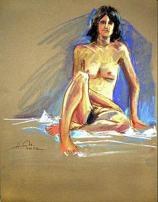 Johannes Margreiter: Nude Art