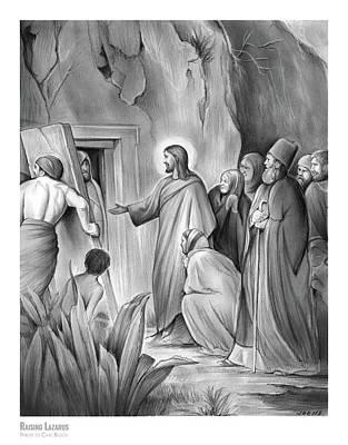 Lazarus Prints