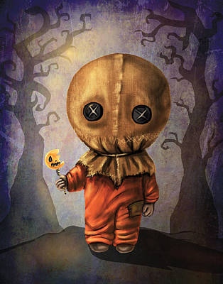 Designs Similar to Sam Trick R' Treat