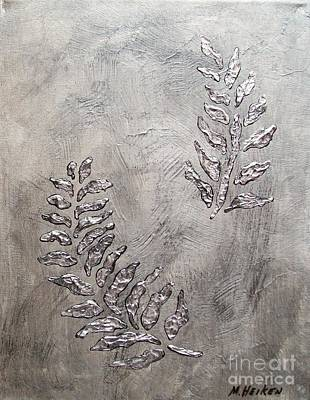 Silver-filled Paintings