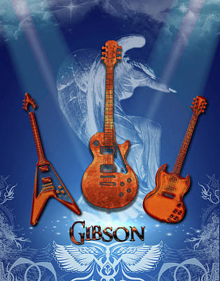 Designs Similar to The Gibson Trilogy2