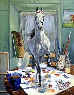 American Saddlebred Art Prints