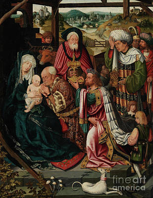 Designs Similar to Adoration Of The Kings, 1520