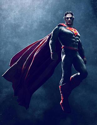 Designs Similar to Superman Sketch 1