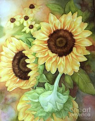 Designs Similar to Sunflowers by Inese Poga