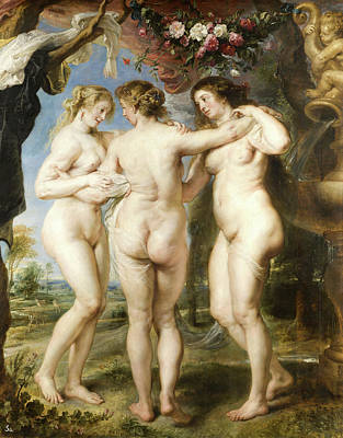 Designs Similar to The Three Graces, 1635
