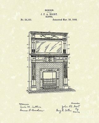 Fireplace Drawings