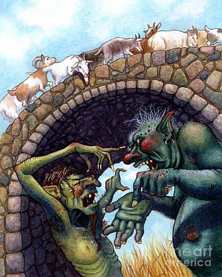 Goat Original Artwork
