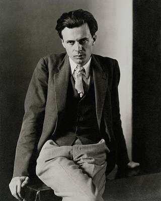 Aldous Huxley Photographs