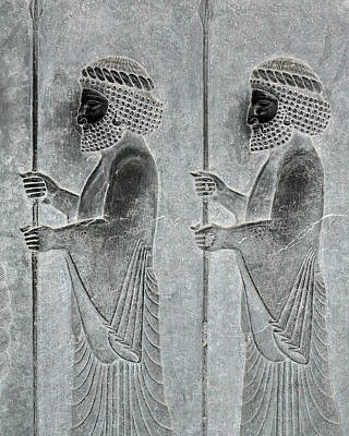 Relief Carved Art