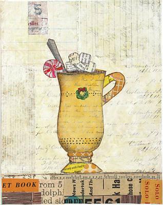 Hot Drink Paintings