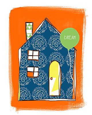 Green Houses Art