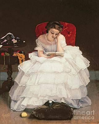 Designs Similar to Girl Reading