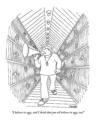 Farming Barns Drawings Prints