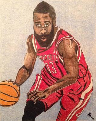 Houston Rockets Drawings
