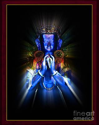 Chakra Rainbow Digital Art