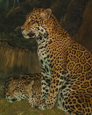 Felidae Art Prints