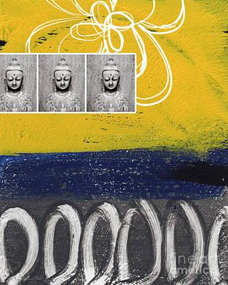 Designs Similar to Morning Buddha by Linda Woods