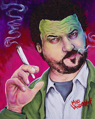 Kenny Powers Art